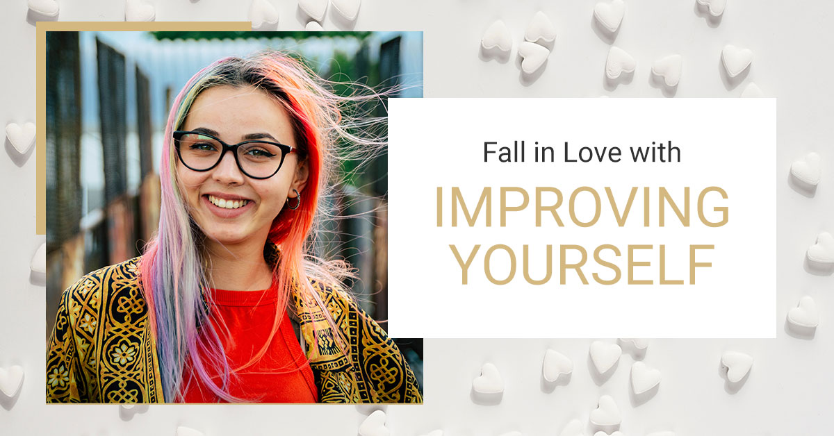 Fall in Love with Improving Yourself | Nimbus Clinics